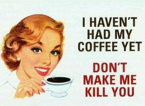 Image result for must have coffee